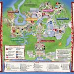 Early Look At Map For 2016 Mickey's Very Merry Christmas Party