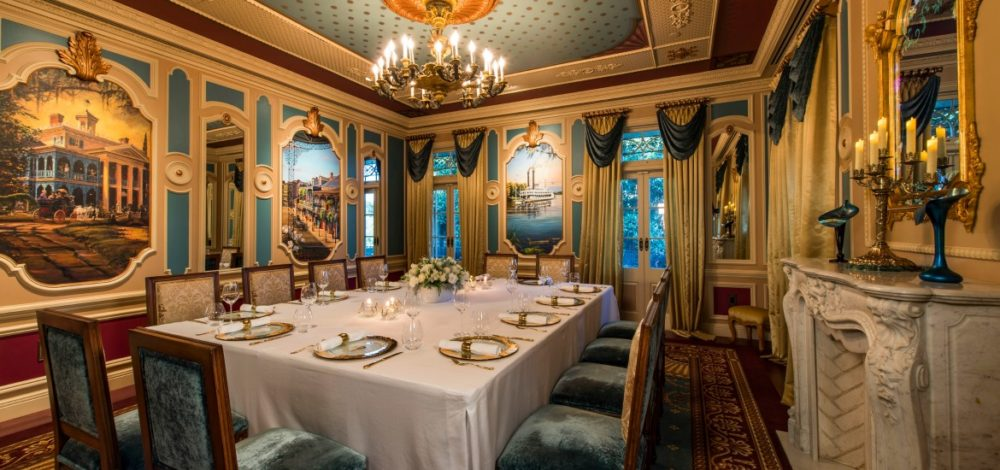 Disneyland Opening New Exclusive Private Dining Experience