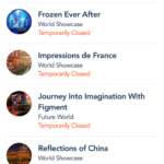 Power Outage Takes Down Almost Every Attraction At Epcot