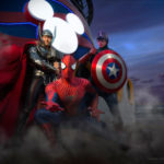 Marvel Day At Sea Expanded To New Sailings On Disney Cruise Line In 2018 With New Characters Included