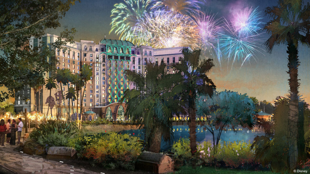 coronado springs caribbean beach expansion disney world