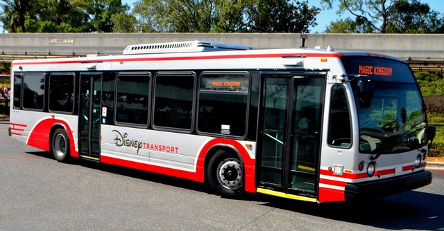 disney express bus transportation