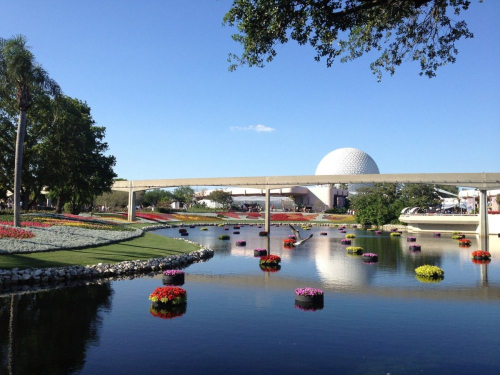 epcot flower and garden 2017 garden rocks