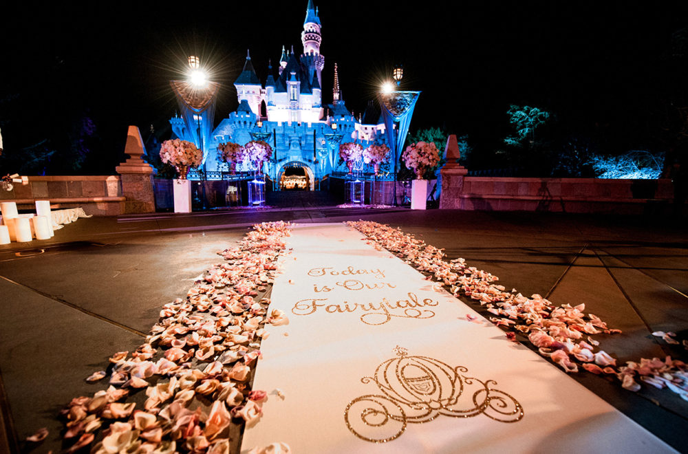 disney fairy tale weddings special