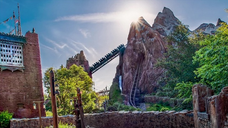 expedition everest single rider line