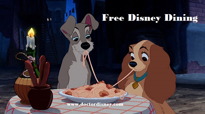 Free disney dining has now been released to everyone for How to get free dining at disney