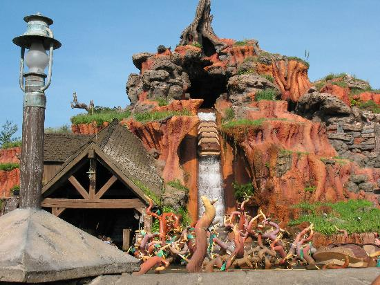 Splash Mountain Closing For Nearly Three Months Starting In Late Summer