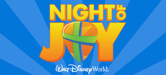 New Ticket Structure And Information Released For Disney's Night Of Joy 2017