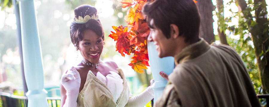 Tiana's riverboat party extended