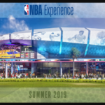 Disney Gives First Look At NBA Experience Coming To Disney Springs In 2019