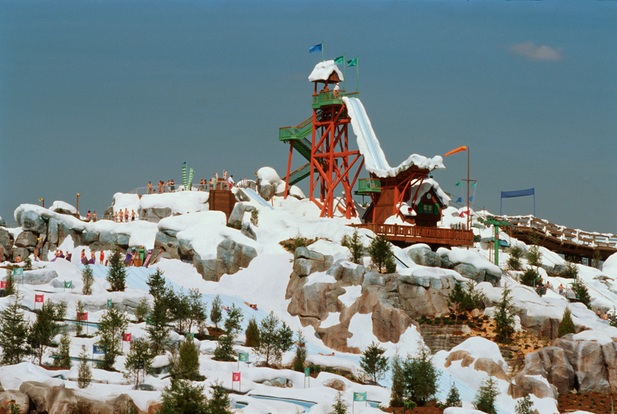 Cold Temperatures Closing Blizzard Beach For Two Days This Week