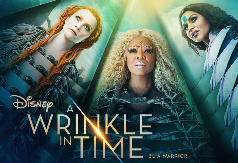 wrinkle in time preview disney parks