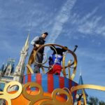See Eagles QB Nick Foles In Super Bowl Parade At Magic Kingdom [Photos]