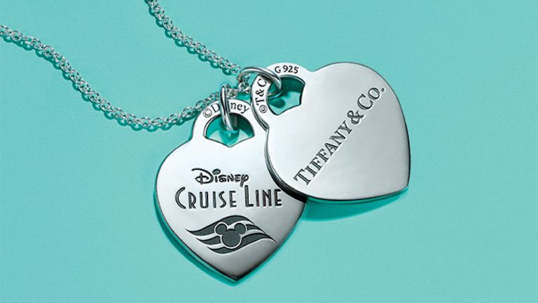 Tiffany Amp Co Jewelry Releases Exclusive Disney Cruise