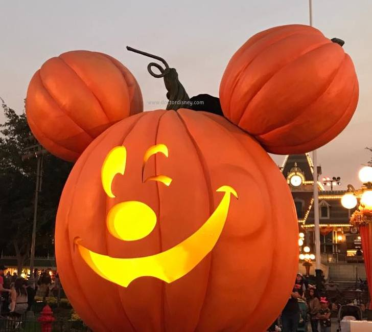 s halloween party 2018 dates disneyland