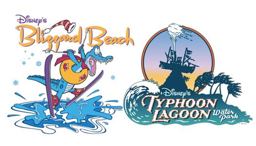 Winter Park Refurbishment 2016 Blizzard Beach Typhoon Lagoon